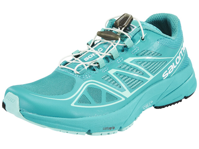 Salomon Sonic Pro - Chaussures running Femme - turquoise